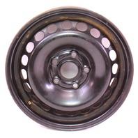 "15"" x 6"" Steel Spare Wheel Rim 98-01 VW Passat B5 5x112 ET45 - 4B0 601 027"