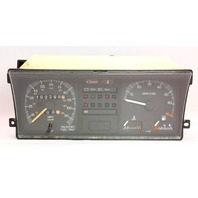 Gauge Instrument Cluster VW Rabbit GTI MK1 Speedometer Tach Tachometer 120MPH