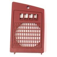 RH Front Red Dash Speaker Grill Cover 81-84 VW Rabbit Pickup MK1 ~ 175 857 082