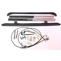Sunroof Track & Cable Parts Lot VW Jetta Rabbit GTI MK1 Sun Moon Roof - Genuine
