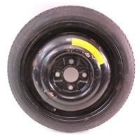 4x100 Spare Wheel Tire Donut VW Cabriolet Jetta Rabbit GTI MK1 - 191 601 025 E