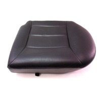 LH Rear Back Seat Cushion 99-05 VW Jetta Golf GTI MK4 ~ Black Leather ~