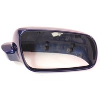 RH Side View Mirror Cap Cover VW Jetta Golf MK4 Cabrio Passat - LG5V Royal Blue