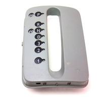 Shifter Shift Gear Selector Console Trim Panel 98-05 VW Beetle - 1C1 713 601 D