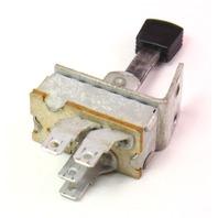 Fan Speed Switch Climate Controls AC A/C Heat 81-84 VW Rabbit MK1 ~ Genuine