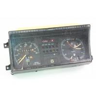 Gauge Instrument Cluster VW Rabbit Diesel MK1  Speedometer / Clock - Genuine