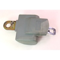 Rear Lap Seatbelt  Buckle 75-84 VW Rabbit MK1 Seat Belt - Grey - Genuine