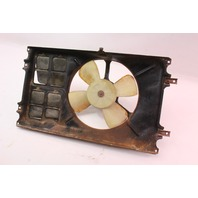 Electric Radiator Cooling Fan & Shroud VW Rabbit Jetta Scirocco Pickup MK1 ~