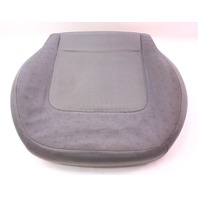 Front Seat Cushion & Foam 98-05 VW Beetle Grey Cloth Cover - Genuine
