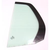 LH Rear Quarter Door Window Side Glass 06-09 VW Rabbit Golf GTI MK5 Green Tint