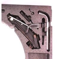 Spare Tire Trunk Tool Kit Jack Tools Lug Wrench 06-09 VW Golf Rabbit GTI MK5 -