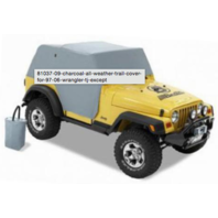 Bestop 97-06 Jeep Wrangler TJ All Weather Trail Cover 81037-09