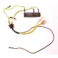 Blower Fan Motor Resistor VW Rabbit Jetta Scirocco MK1 HVAC - 171 905 051 B
