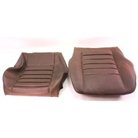 Brown Vinyl Front Seat Cover 75-80 VW Rabbit MK1 - Genuine