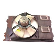 Electric Radiator Cooling Fan & Shroud VW Rabbit Jetta Scirocco Pickup MK1 ~~