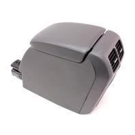 Armrest Center Console 05-10 VW Rabbit GTI Jetta MK5 - Dark Gray - 1K5 864 251 B