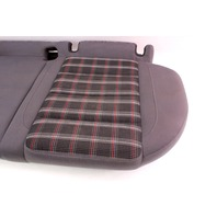 Rear Bench Seat Cushion 05-10 VW Rabbit GTI Jetta MK5 - Interlagos Sport Plaid