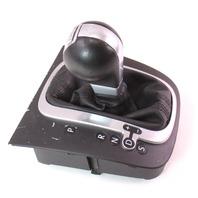 DSG Shifter Shift Knob Boot Trim 05-10 VW Rabbit GTI Jetta MK5 - 1K1 713 203 AN