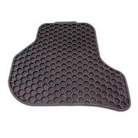 LH Rear Rubber Monster Floor Mat All Weather 06-09 VW Rabbit GTI MK5 - Genuine