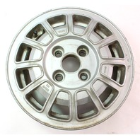 """13"""" Alloy Aluminum Wheels Rim 75-81 VW Scirocco MK1 Genuine Original Stock"""