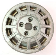 "13"" Alloy Aluminum Wheels Rim 75-81 VW Scirocco MK1 - Genuine Original Stock"