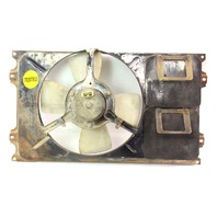 Electric Radiator Cooling Fan & Shroud VW Rabbit Jetta Scirocco Pickup MK1 A1 ~