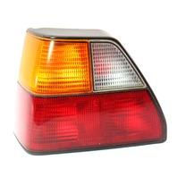 LH Tail Light Lamp 85-92 VW Golf GTI MK2 - Genuine - 176 945 095