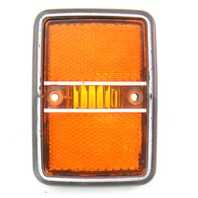 Side Marker Light 79-84 VW Rabbit MK1 Quarter Panel Lamp - Genuine - 175 945 119