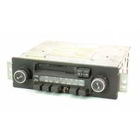 Factory Accessory Tape Radio 81-84 VW Rabbit GTI MK1 - Genuine - 175 035 197