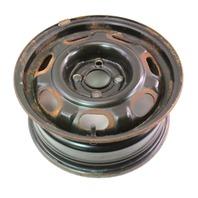 "14"" x 6"" Steel Spare Wheel VW Jetta Golf GTI Cabrio MK3 4x100 - 1H0 601 027 A"