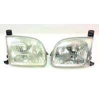 Headlight Lamp Pair 01-06 Toyota Tundra - Genuine