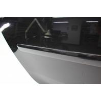 RH Rear Door Shell Skin 06-09 VW Rabbit GTI MK5 LC9Z Black Magic Pearl Genuine