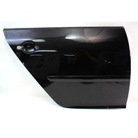 RH Rear Door Shell Skin 06-09 VW Rabbit GTI MK5 LC9Z Black Magic Pearl Genuine