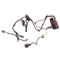 LH Rear Door Wiring Harness 06-09 VW Rabbit GTI Mk5 4 Door - Genuine