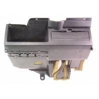 Black Lower Dash Panel / Pocket 85-92 VW Jetta Golf MK2 - Genuine - 191 857 921