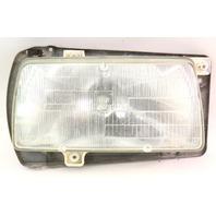 RH Headlight Head Light Lamp 85-92 VW Jetta Golf Mk2 ~ Genuine