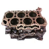 Bare Cylinder Block 06-10 VW Passat B6 3.6L VR6 BLV ~ 03H 021 S/T