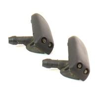 Washer Sprayer Nozzle Squirters 85-92 VW Jetta Golf MK2 Genuine - 191 955 985 A