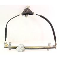 RH Front Window Track Regulator Guide 88-92 VW Jetta Golf GTI MK2 191 837 402 B
