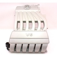 Intake Manifold 06-10 VW Passat Touareg B6 3.6 VR6 BLV - 03H 133 201 D / 203 D