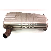 Center Exhaust Muffler Resonator 06-10 VW Passat B6 Sedan 3.6 - 3C0 253 411 Q
