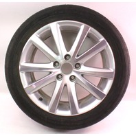"17"" Wheel Rim Alloy Full Size Spare Tire 5x112 06-10 VW Passat B6 3C0 601 025 J"