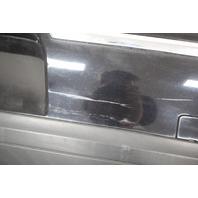 Genuine Rear Bumper Cover 06-10 VW Passat Sedan B6 LC9X Black - 3C5 807 417 D