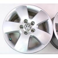 "Stock 15"" x 6"" 5x100 Ronal Alloy Wheel Rim Set 99-05 VW Jetta Golf Beetle MK4"