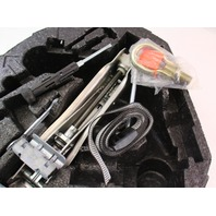 Trunk Tool Kit 99-05 VW Jetta Golf MK4 Jack Lug Wrench Tow Hook - Genuine