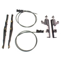 Sunroof Fix Repair Parts Track Cables VW Jetta Golf GTI MK4 ~ Sun Moon Roof ~