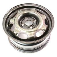 "14"" x 6"" Steel Spare Wheel VW Jetta Golf GTI Cabrio MK3 4x100 ~ 1H0 601 027 A"