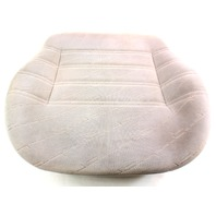 Front Seat Cushion & Cover 93-99 VW Jetta Golf MK3 Beige Cloth - Genuine