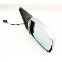 RH Side View Door Exterior Mirror 99-05 VW Jetta Golf GTI MK4 LA7W Silver