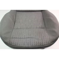 Front Seat Cushion & Cover 02-05 VW Jetta Golf MK4 Grey Cloth - Genuine